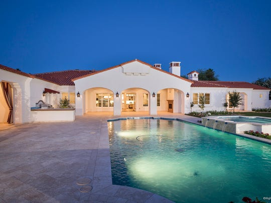 Swimming legend Michael Phelps bought this $2.53 million home in Paradise Valley in 2015. But it was really tough to track the sale because his name wasn't tied to the deal.