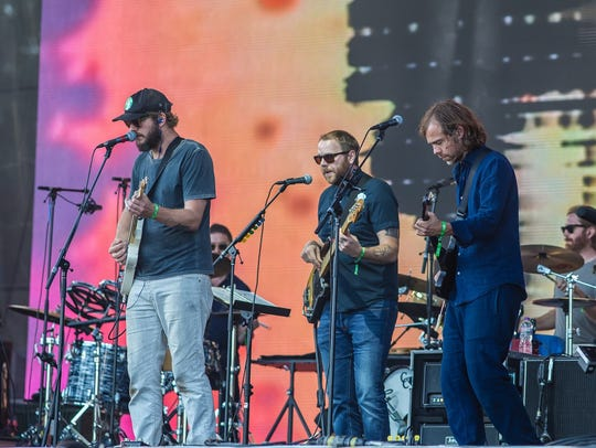 Eaux Claires, the Wisconsin music festival co-created