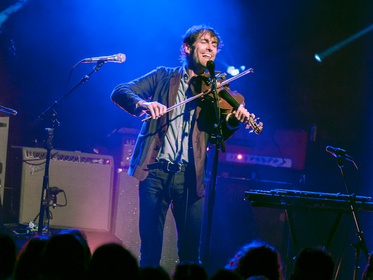 Andrew Bird has been at it for a long time, but his music remains just as refreshing as ever.