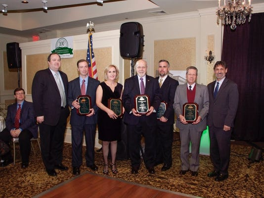Hunterdon County: Chamber's 2017 Annual Meeting & Dinner Dance on Feb. 24 PHOTO CAPTION