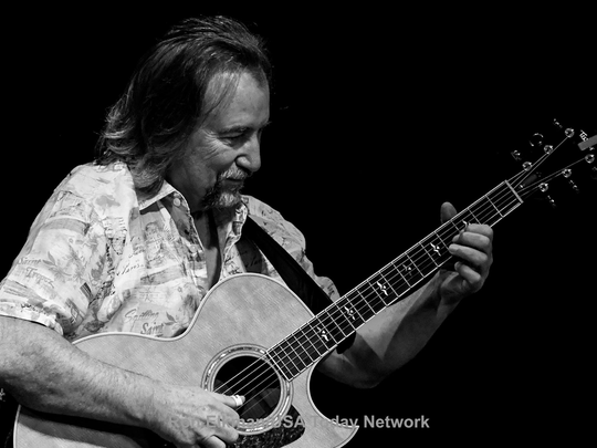 Jim Messina started as an engineer and producer before