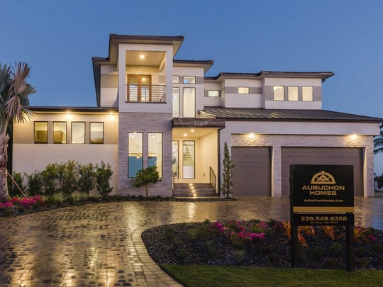 The Riverside is the featured home in the 2017 Lee Building Industry Association Parade of Homes.