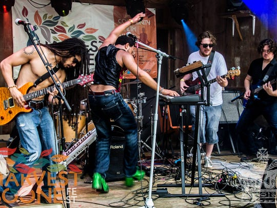UNC Asheville's Echofest is free and open to the public, and features bands like Chit Nasty (pictured) and A Boy Named Banjo.