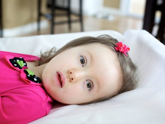 Olivia Borodychuk, 8, of DeWitt died Friday. She was