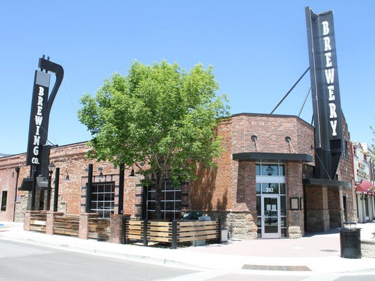 The Union restaurant-brewery-coffee house is at 302 N. Carson St. in Carson City.
