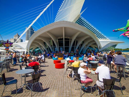The Lakefront Festival of Art returns to the grounds of the Milwaukee Art Museum in June.