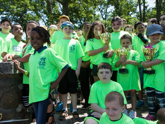 More than 4,000 people came to Essex County's Verona