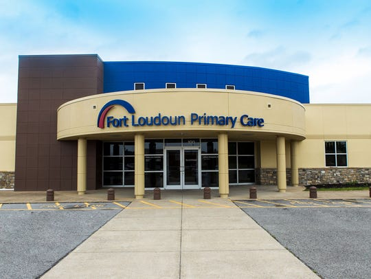 Fort Loudon Primary Care also includes a walk-in clinic