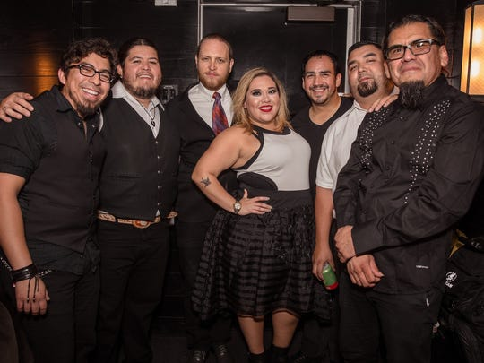 When she's not performing, Stephanie Bergara works for the city of Austin's Music Office. Catch Bergara and several award-winning Tejano musicians performing the music of Tejano legend Selena July 19 at the Stone Palace.
