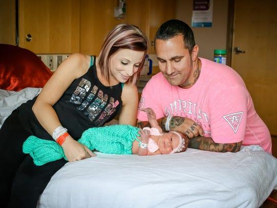 Mariana Sifrit contracted virusMeningitis HSV1 when