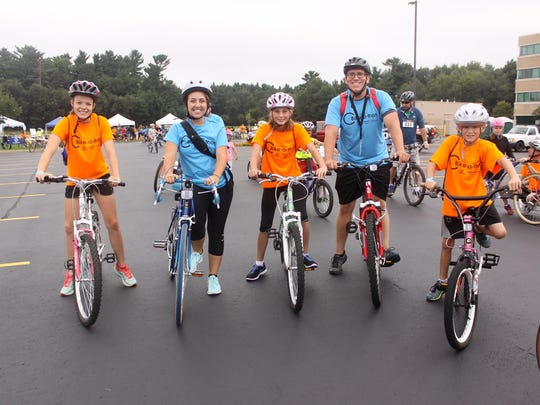 The Bike for Boys & Girls Club will be held on Aug. 5, 2017 at Travel Guard in Stevens Point.