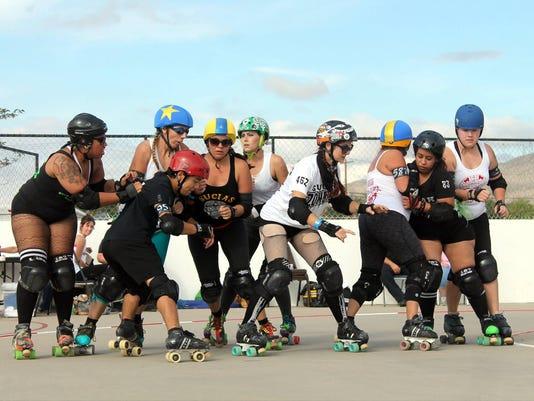 Alamogordo Roller Derby 1