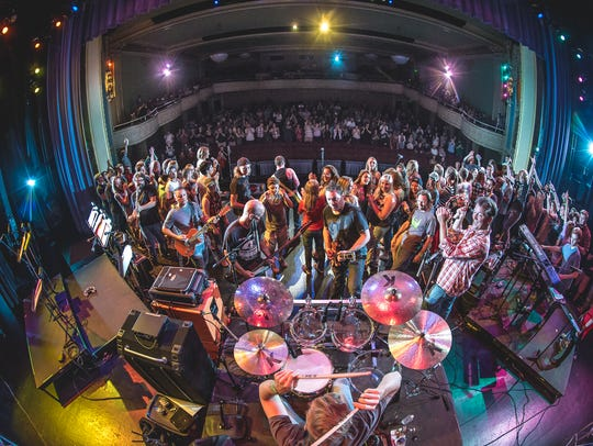 In its 14th year, this School of Rock production is the culmination of hardworking teen rock musicians following a two-week summer camp lead by top professional rock artists in Minnesota.