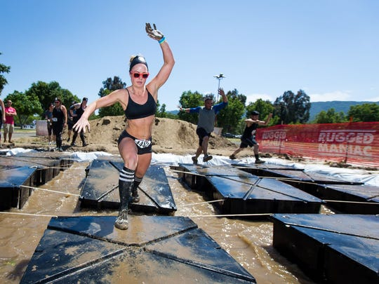 Rugged Maniac is expecting 4,000 participants Aug. 26.