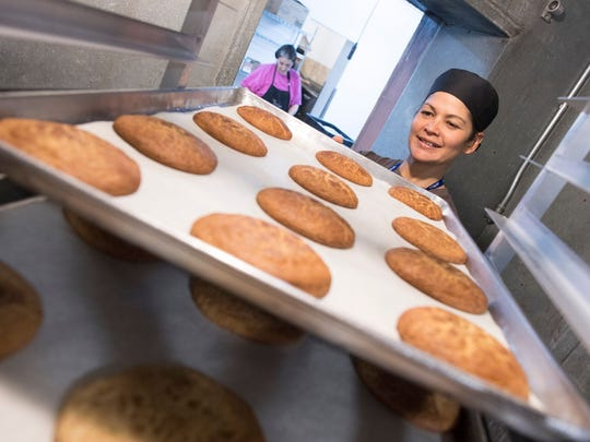 Mission Cookies, a Phoenix Rescue Mission vocational training program, started a few years ago.