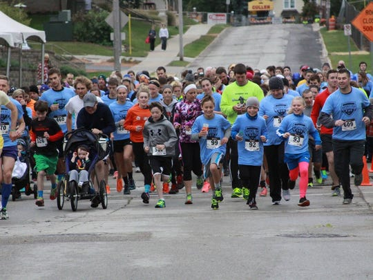Bryon's Run To Cure Paralysis will take place Oct. 1, 2017 in Waukesha.