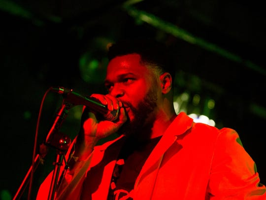 """Rapper Jahshua Smith's upcoming studio LP, """"Jericho""""is set to drop next spring, but he plans to tease new music at Mac's Bar on Friday, Dec. 1."""