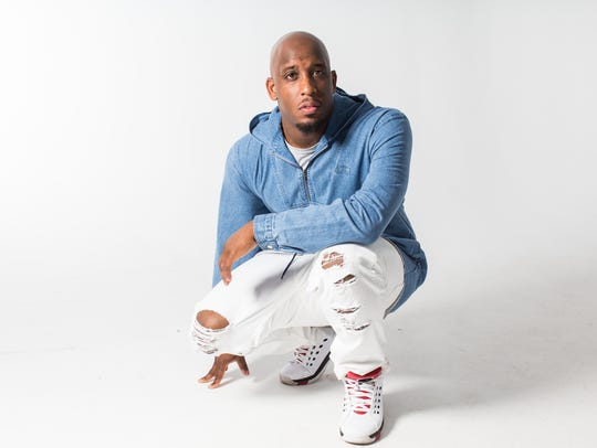 Derek Minor will perform as part of Big Church Night