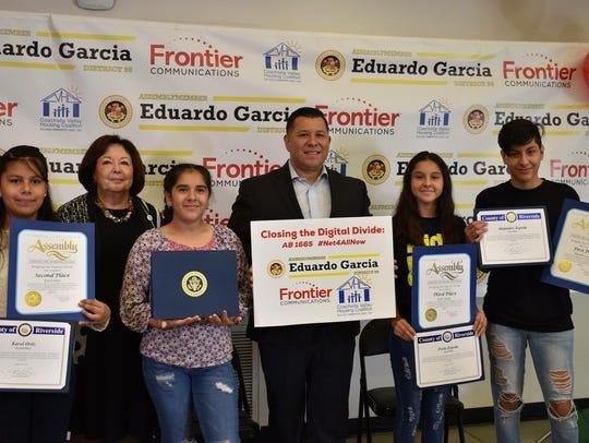 On Aug. 15, 2017, Democratic Assembly member Eduardo