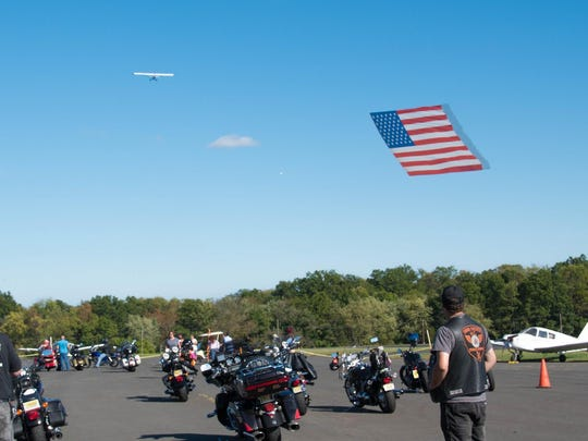The Rotary Club of Branchburg held its 1st Annual Motorcycle