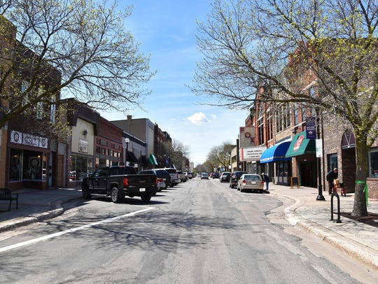 Stevens Point, along with communities throughout Central