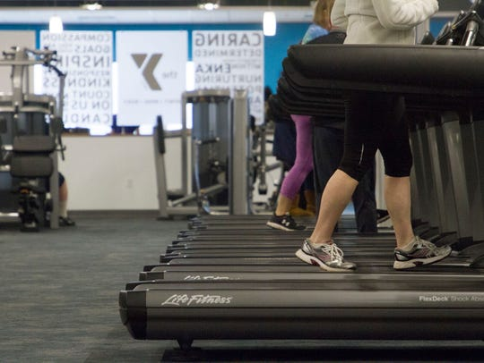 The new Ferguson YMCA opened in Enka on Nov. 15.
