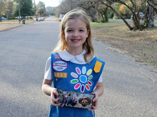 Girl Scouts will be showing off their cookie-selling skills by participating in booths (starting Jan 19), door-to-door sales, cookie drive-thrus and digital sales through March 4.