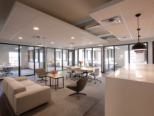The Ironwood in Glendale has 15 office spaces ranging