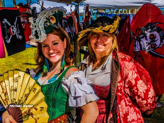 This annual festival brings out the inner pirate in all of us. Come to Veterans Memorial Park in Fort Pierce on Feb. 2, 3 and 4 for a true-to-life pirate encounter.
