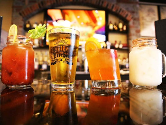 Authentic Mexican beverages are part of the experience