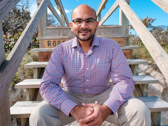 Brevard County Democratic State Committeeman Sanjay Patel, a resident of Satellite Beach, is challenging incumbent Republican U.S. Rep. Bill Posey in the 2018 election.