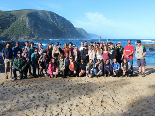Katrina Binder of Rutherford attended the International Youth Gathering in South Africa last year.