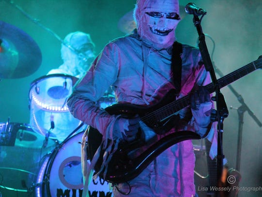 Here Come the Mummies will perform this weekend at Funk Fest in Punta Gorda.