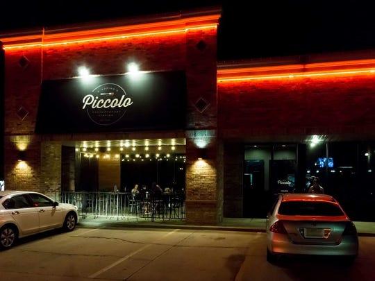 Piccolo brings Italian fare and small plates at happy hour to Nixa.
