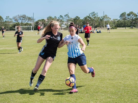 Youngsters in Viera will soon be playing on AstroTurf