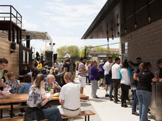 Milwaukee breweries take it outside with patios that serve as second taprooms