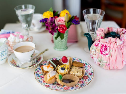 Mother S Day Traditional Tea Rooms And High Teas In The Usa