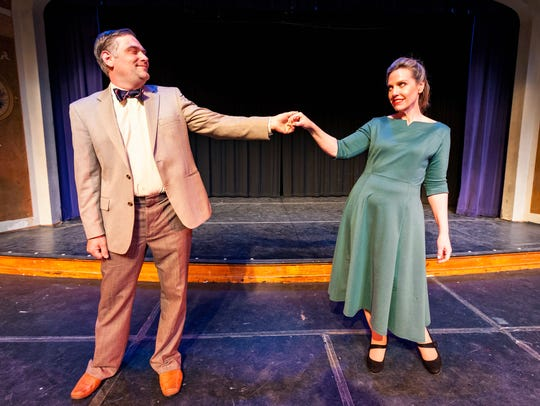 Stowe Theatre Guild opens its production of the Broadway