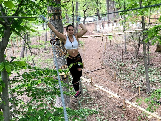 Billy Penn reporter Mónica Zorrilla braved Treetop