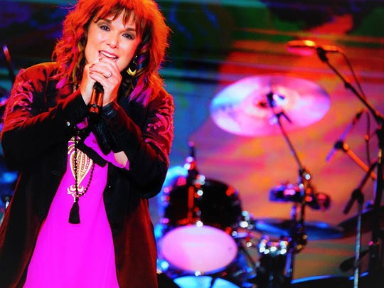 Ann Wilson salutes gone-too-soon artists like David