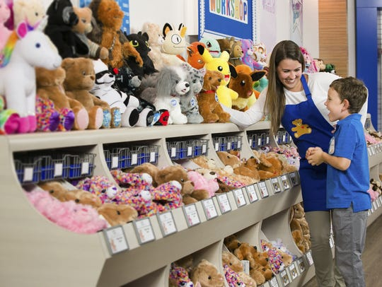 Build-a-Bear Workshop's one-day sale was so successful