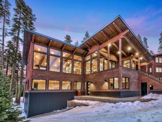Tahoe Ski home