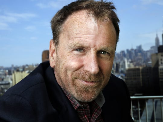 Colin Quinn is Friday's headliner at the Milwaukee