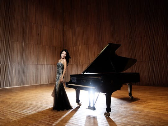 The acclaimed pianist has been impressing audiences