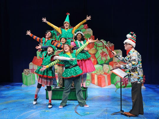 """The Santaland Diaries"" will play at the Arizona Broadway Theatre Dec. 13-16."