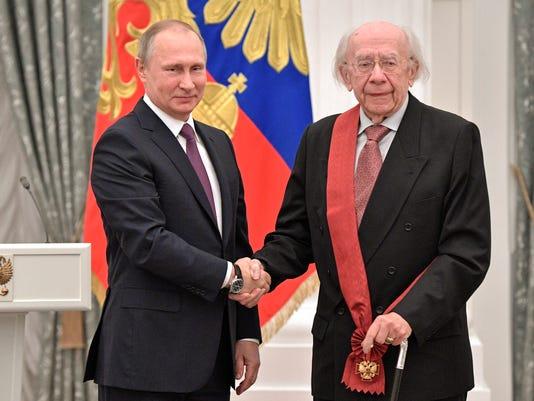 AP RUSSIA OBIT ROZHDESTVENSKY I OBIT FILE RUS