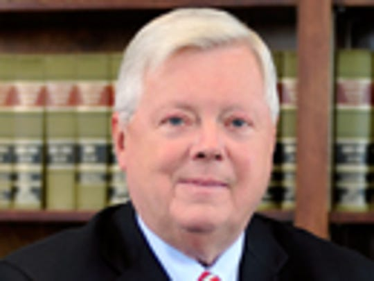 Pennsylvania Supreme Court Chief Justice Thomas Saylor