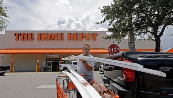 Shouldn't we call it The Home Depot if that's what