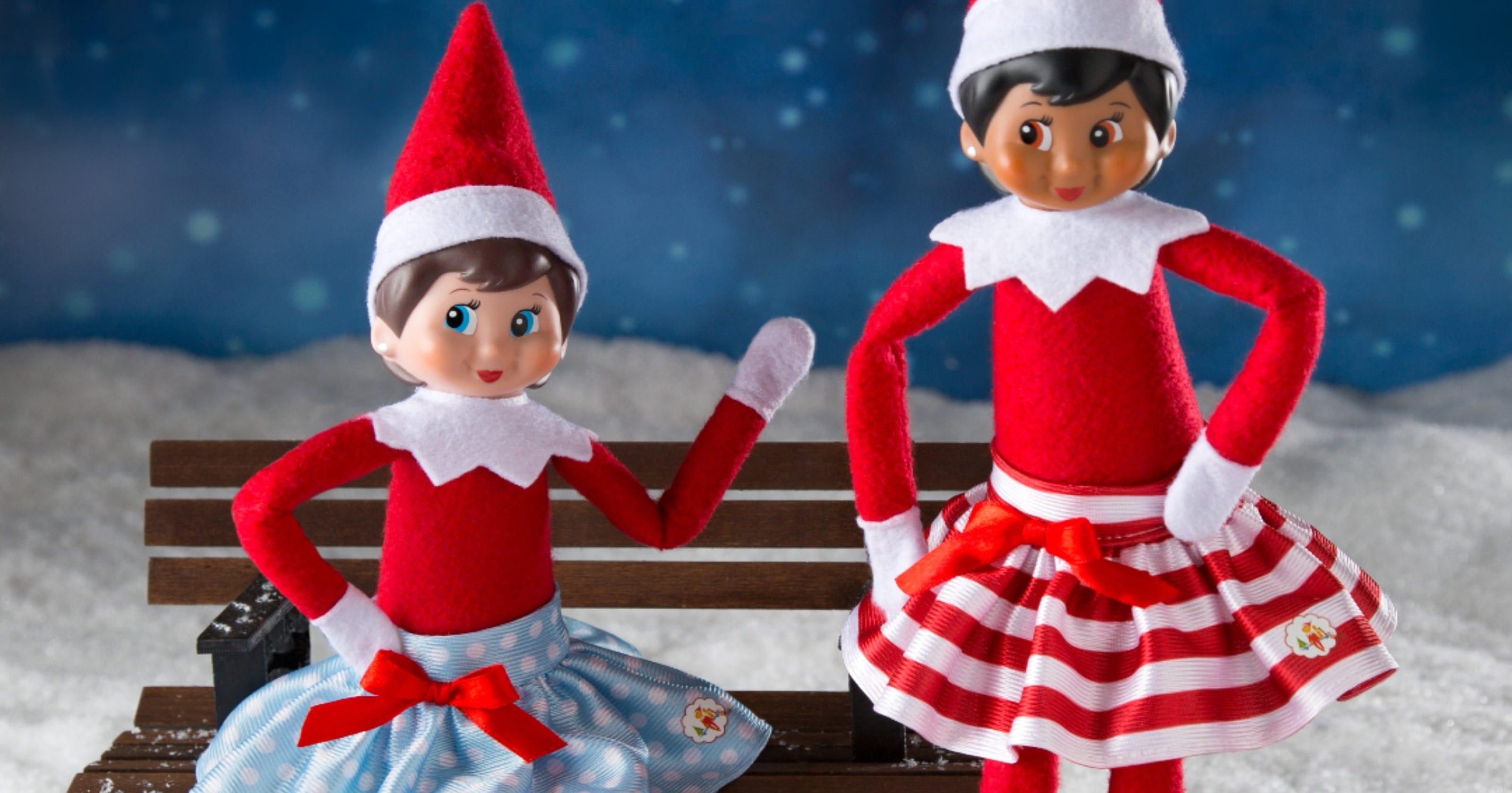 bd18579915476 25 Elf on the Shelf ideas for hiding spots
