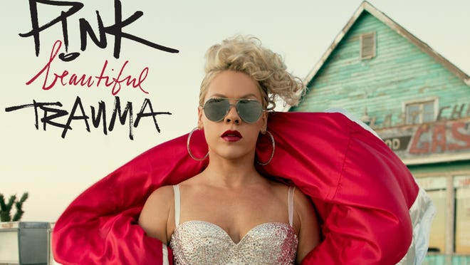 """Pink's new music video, """"Wild Hearts Can't Be Broken"""" from the 2017 """"Beautiful Trauma"""" album is a rally cry for women and girl to keep fighting for what is right. To celebrate her newest music video, Pink is encouraging fans to donate to the United Nations Children's Fund, UNICEF. Credit: Ryan Aylsworth"""
